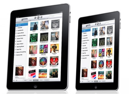 ipad2-sizes iPad 2 now rumored to come in two sizes