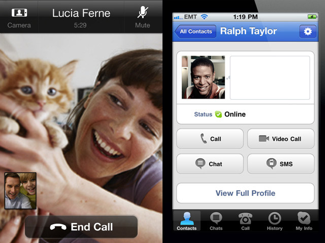 iphone-skype-video-3g Skype update allows video-calling over iPhone 3G
