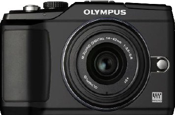 olympus-e-pl22  Introducing the Olympus E-PL2 micro four-thirds digital camera