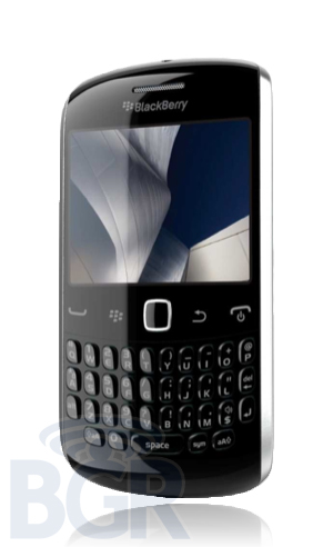 BlackBerry-Curve-Apollo First look: BlackBerry Curve Apollo with 7.2Mbps HSPA, NFC
