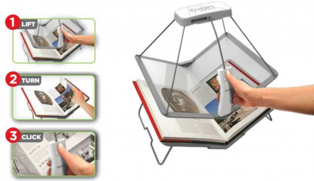 booksaverion-1-640x369 Ion Book Scanner digitizes your 200-page books in 15 minutes for eReading