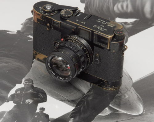 leica-104k Swedish photojournalist's old Leica sells for $104,000 on eBay