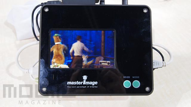 masterimage-3d-2 Hands-on with MasterImage glasses-free 3D mobile display