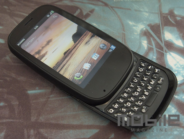 palm-pre-2-01 REVIEW - Palm Pre 2 webOS smartphone