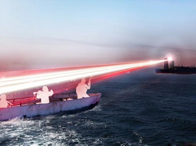 pirate-laser-640x479 BAE to fight pirates with laser cannons