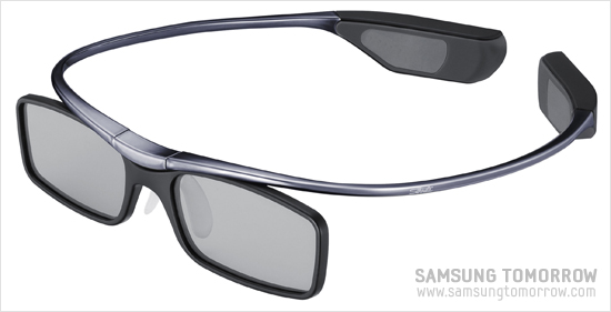 samsung-3d-glasses Samsungs 3D glasses are world's lightest: least dorkiest