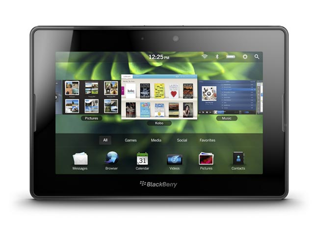 "sprint-playbook Sprint to get 4G BlackBerry Playbook ""this summer"""