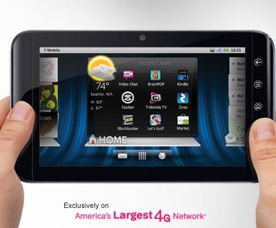 streak7  T-Mobile to sell Dell Streak 7 with 4G for $200 on contract