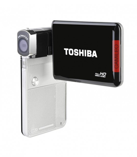 toshiba-CAMILEO_S30-559x640 The compact Toshiba CAMILEO S30 HD digital camcorder is here