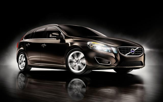 volvo-v60 Volvo V60 plug-in hybrid electric vehicle to debut in Geneva