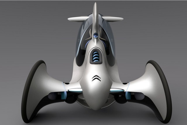 E-3POD-Antistatic_04-640x426 Citroen-sponsored E-3POD Antistatic electric trike concept vehicle