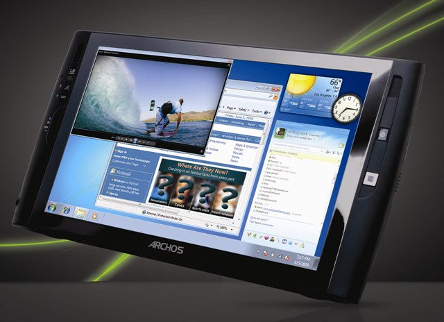 archos-tablet  Archos Flies Under Radar, Making Money With Tablets