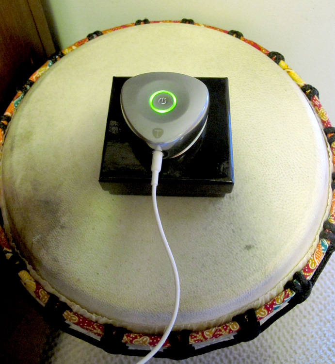 djembe Hands-On Review: The Tunebug Vibe