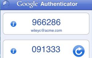 google-authenticator Google Accounts Get Security Upgrade
