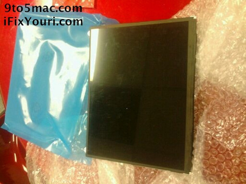 ipad2c  iPad 2 display leaked