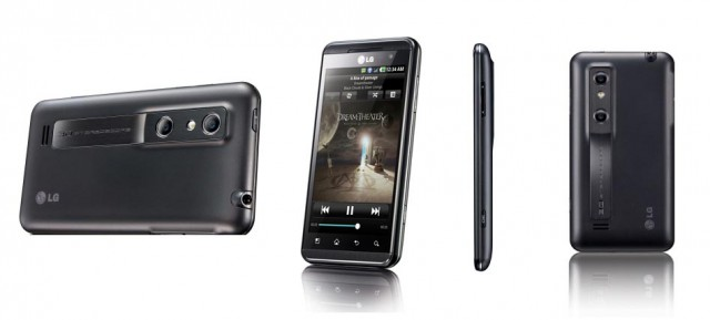 Official: LG Optimus 3D Dual Camera Smartphone Revealed | Mobile Magazine