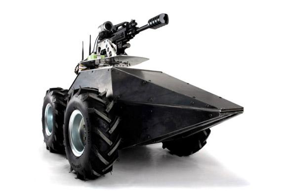 megahurtz-1 MegaHurtz Robotic RC Paintball UGV Tank Will Frag Your Ass