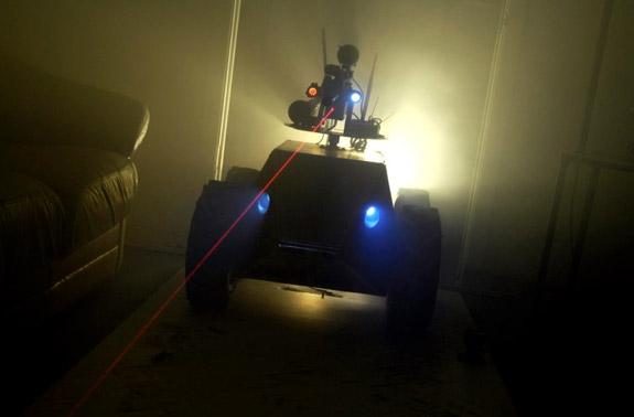 megahurtz-2 MegaHurtz Robotic RC Paintball UGV Tank Will Frag Your Ass