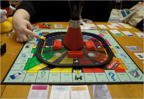 new-monopoly Monopoly goes 21st century