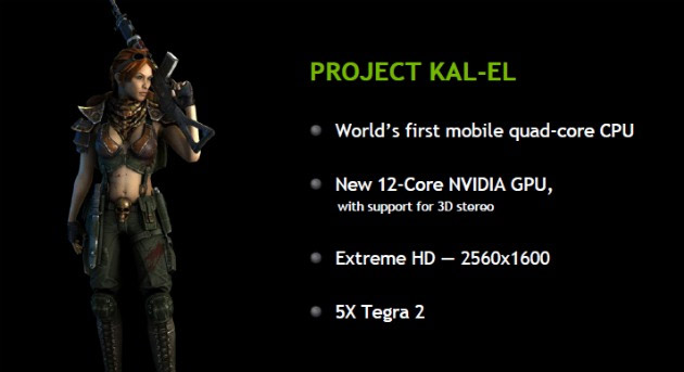 project-kal-el Quad-Core Kal-El Android Devices Coming This August