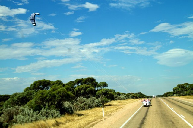 wind-explorer-3-640x426 Crossing Australia Using Wind Powered Car - Only 10 Euros