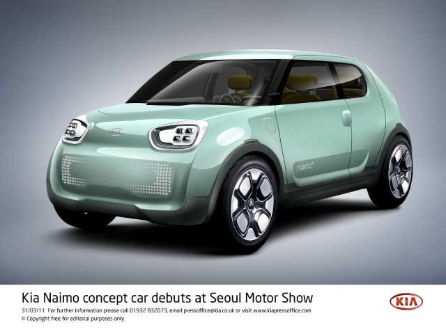 310311kia-640x480  Kia Naimo Electric Crossover Vehicle Debuts in Seoul