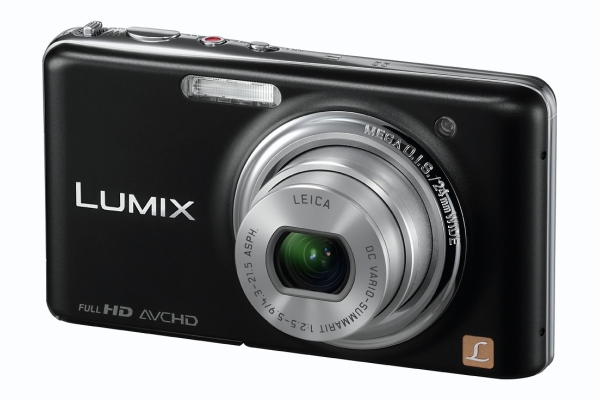 DMC-FX77EB Panasonic LUMIX FX77 Camera Makes You Attractive