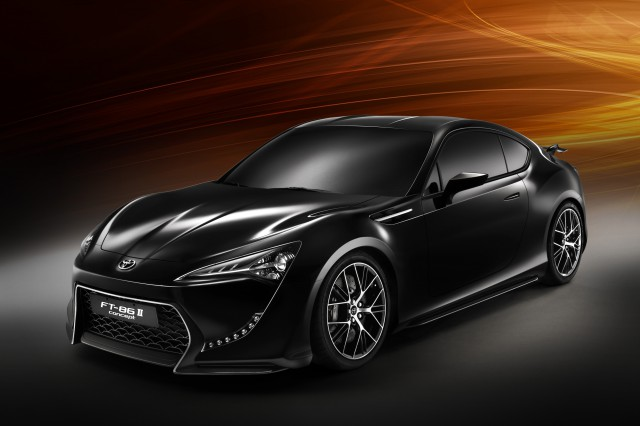 FT-86-II-CONCEPT-1-640x426 Toyota FT-86 II Concept Marks Beginning of New Supra-esque Sports Car