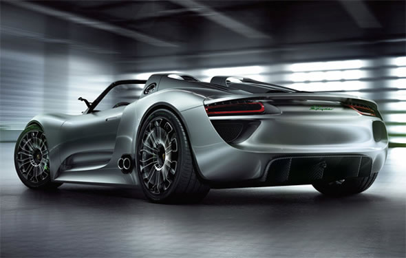 Porsche-918-Spyder-Concept_1 Porsche's First Plug-in Hybrid Available For Pre-sale At $850,000