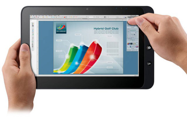 ViewPad101 ViewSonic Now Shipping ViewPad 10 With Android 1.6, Windows 7
