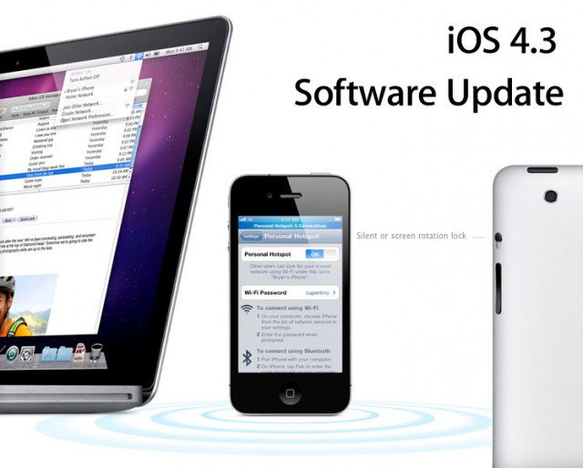 ios43-640x514 Apple iOS 4.3 Released (But Not For Verizon)