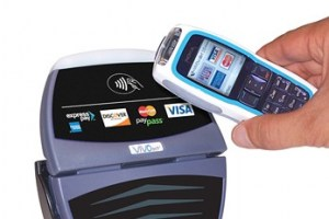 nfc-verifone VeriFone To Bring NFC Payments From Pipe Dream To Mainstream