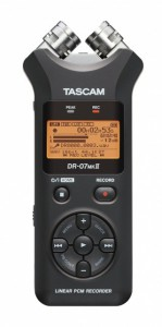 tascam-2-149x300 Tascam Brings Both XY and AB Stereo Recording to New DR-07 MkII