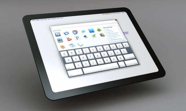 chrome-os-tablet Chrome OS Tweaks Point To Google Tablets