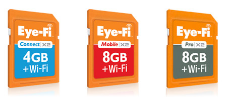 eye-fi-sd  Direct Mode Launches Alongside Eye-Fi Mobile X2