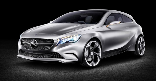 "merc-a-class-640x333  Mercedes to Unveil Concept A-Class ""From Another Planet"""