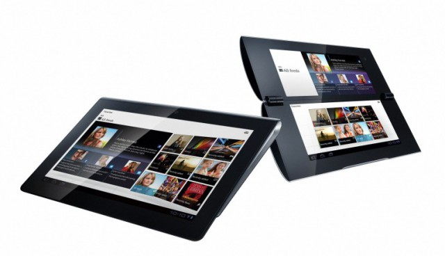sony-tablet-android-3-640x368 Sony Unveils Android 3.0 HoneyComb Tablets with Dual-Screen too