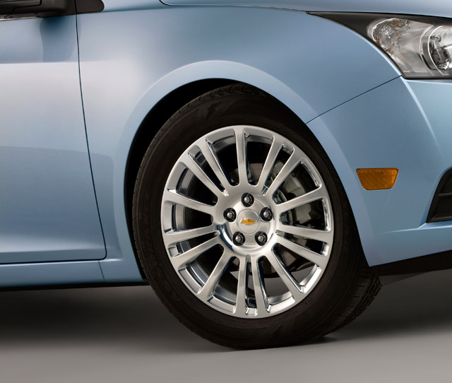 eco-cruz Chevy's new 'money saving' tires are a cash grab
