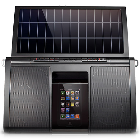 eton-soulraxl-1 Eton's Soulra XL solar-powered iPhone boombox available for pre-order
