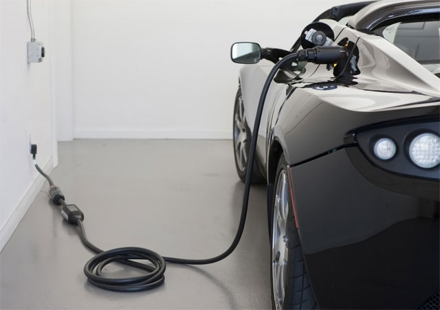 ev-charging Free EV Charging @ SFO