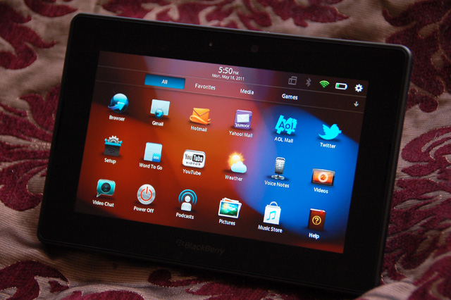 playbook1 BlackBerry PlayBook Review