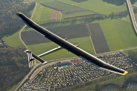 solar-impulse-plane-3 Solar Impulse Plane soaring to new heights