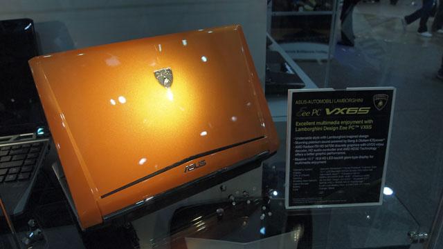 asus-lambo-4 Asus Gets Confused with Eee PC VX6S Lamborghini