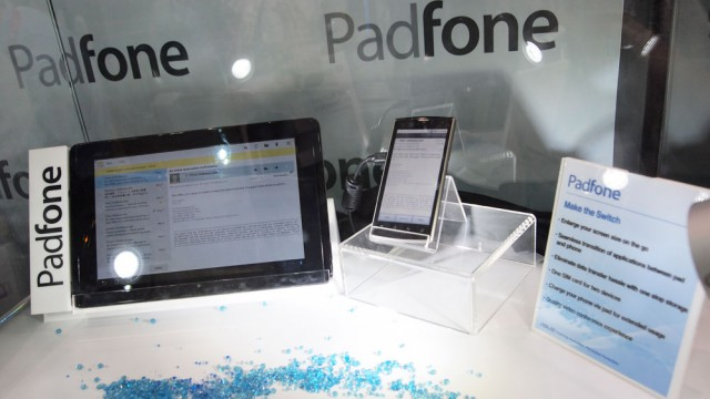 asus-padfone-mm01-640x360 A Closer Look at The Asus Padfone Smartphone Tablet Dock