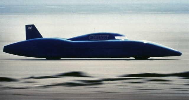 bluebirdelectric Bluebird Electric Starts Speed Trials at Pendine Sands