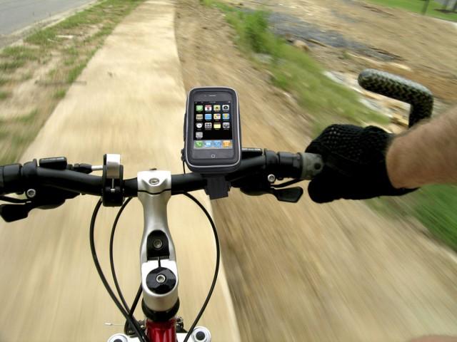bracketron-2-640x480 Hit the trails with Brackertron all-weather soft case bike mount