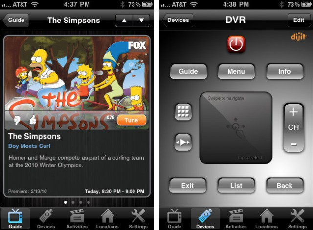 dijit-640x471 The Beacon: Just another universal remote for your iPhone?