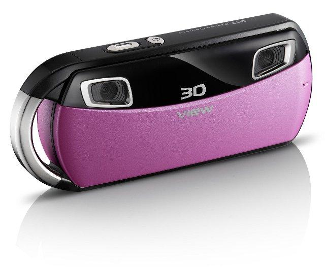 dxg-018 3D Pocket camera kicks it with a ViewMaster