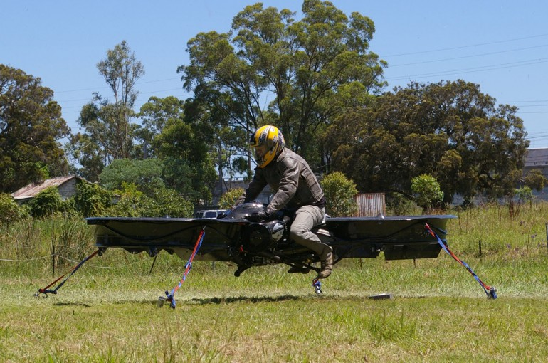 hoverbike-7 Hoverbike Prototype Could Fly up to 10,000 Feet