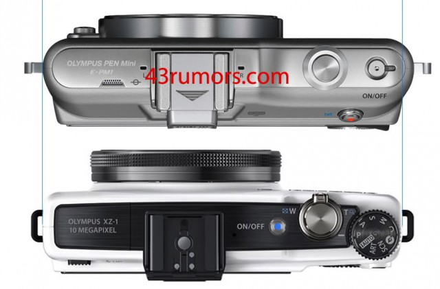 olympus-pen-mini-640x421 Check out this leaked Olympus Pen Mini